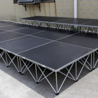 28ft x 20ft Stage for rent